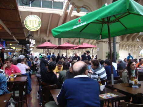 Pubs and restaurants Mercado Municipal