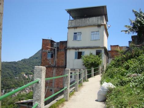 Four storey house