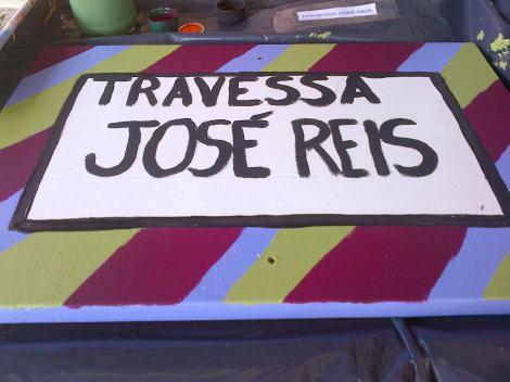 Travessa Jose Reis