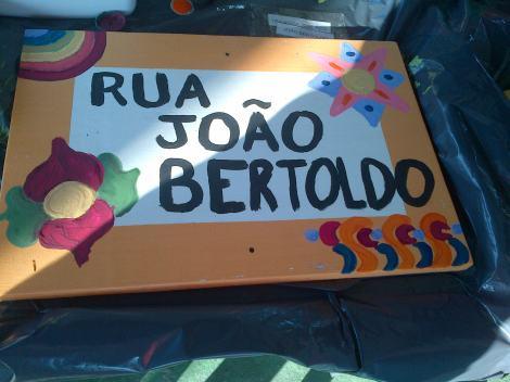 Rua Joao Bertoldo