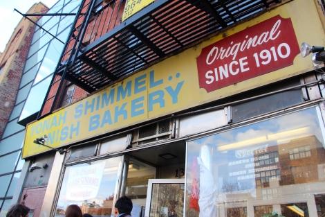 Yonah Schimmel's Bakery
