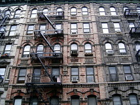 Lower East Side Tenements Wikipedia