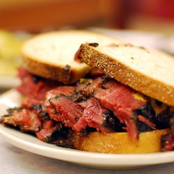 Pastrami on Rye by Mathew M.