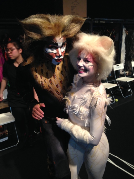 Me and the Rum Tum Tugger